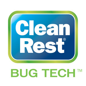CleanRest Bug Tech logo