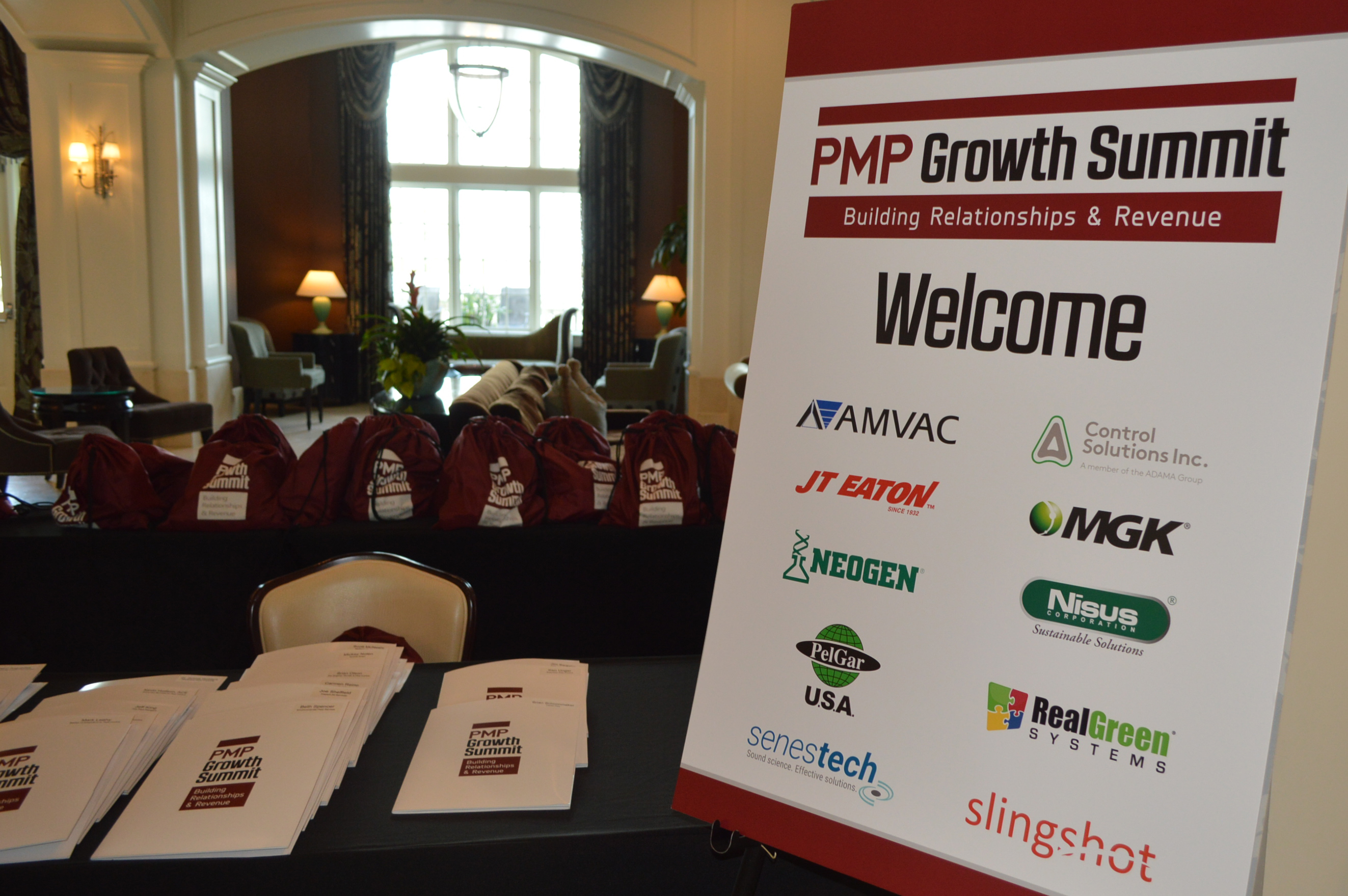 Pmps Vendors Meet At Second Annual Pmp Growth Summit Pest
