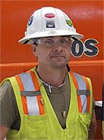 Travis Morgan, lead installer United Bird Control