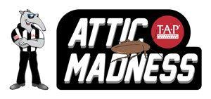 Attic Madness logo