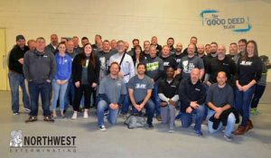 Northwest Good Deeds Team