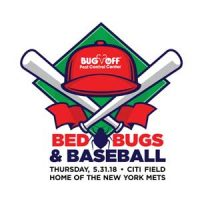 Bug Off Bed Bugs & Baseball