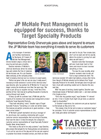 Apr. 2018 Target Specialty Products