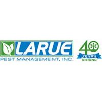 Logo courtesy of Larue Pest Management Inc.
