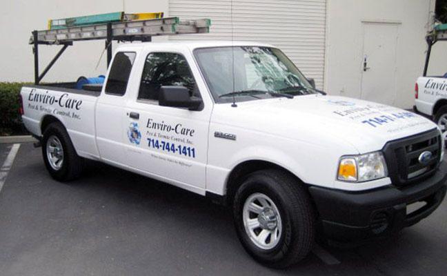 Enviro-Care truck
