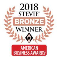 Logo courtesy of the American Business Awards