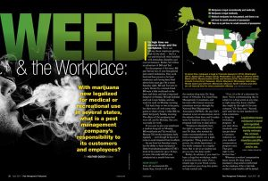 Weed & the Workplace