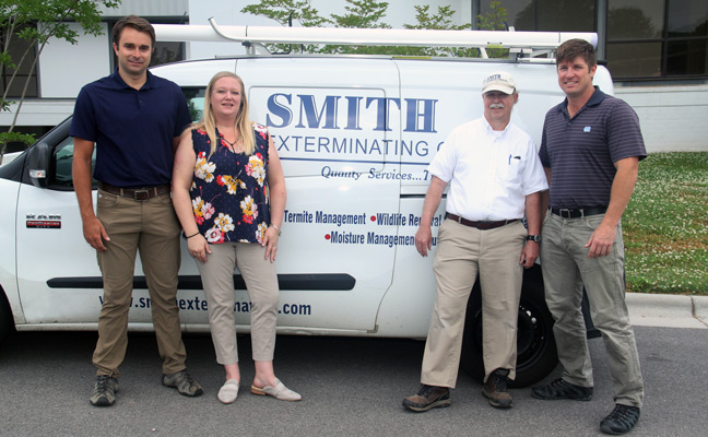 Smith Exterminating Company anniversary