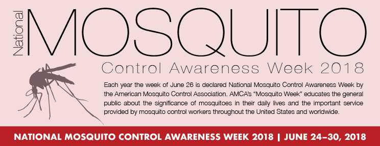 Mosquito week 2018