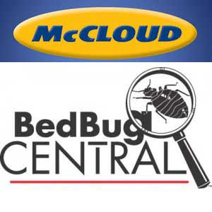 McCloud and Bed Bug Central