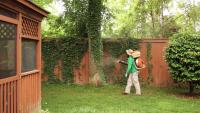 Mosquito Joe using CSI products