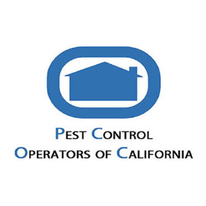 Logo courtesy of the Pest Control Operators of California