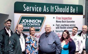 Photo: Ray Johnson/Johnson Pest Control
