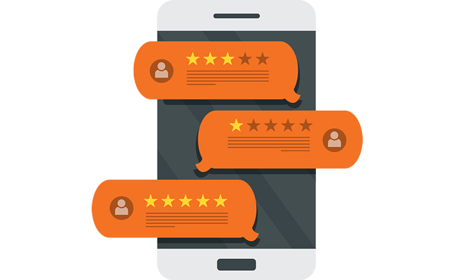 Cell phone writing reviews
