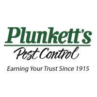 Logo courtesy of Plunkett's Pest Control