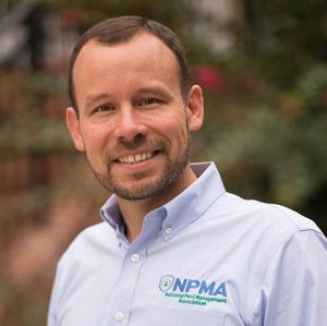 Dr. Jim Fredericks, PHOTO: National Pest Management Association