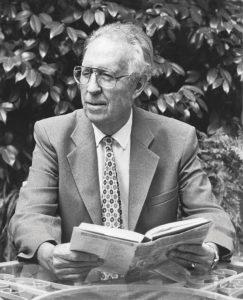 "Entomologist Earle ""Gort"" Gorton Linsley"