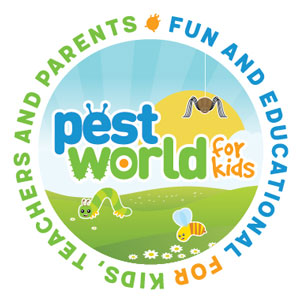 PestWorldForKids badge