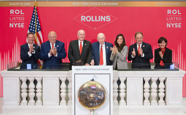 Rollins NYSE