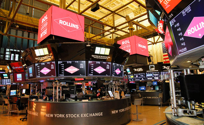 Rollins booth