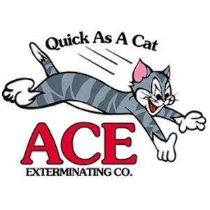 LOGO: ACE EXTERMINATING
