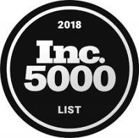 2018 Inc. 5000 LOGO: INC. MAGAZINE