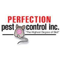 LOGO: PERFECTION PEST CONTROL