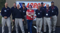 The Milton Service Center team. PHOTO: ARROW EXTERMINATORS