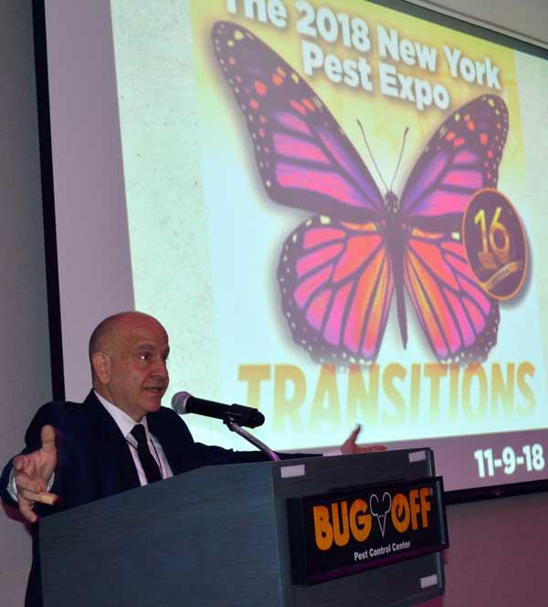 New York Pest Expo 2018