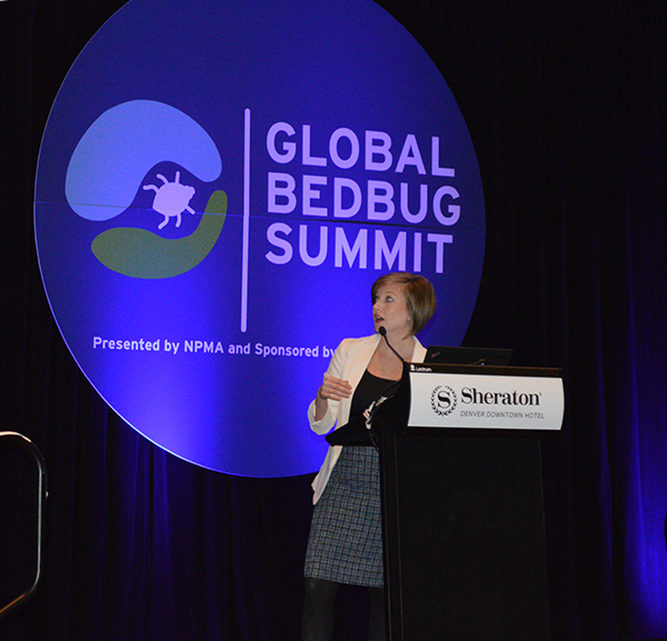 Global Bed Bug Summit 2018