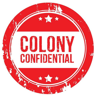 LOGO: COLONY PEST MANAGEMENT