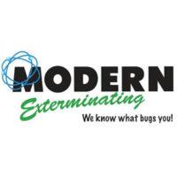 LOGO: MODERN EXTERMINATING
