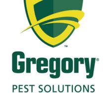 LOGO: GREGORY PEST SOLUTIONS
