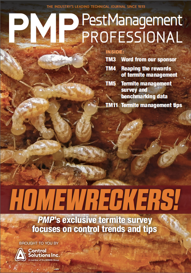PHOTO: PMP JAN. 2019 COVER, DR. GERRY WEGNER, BCE