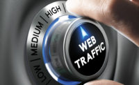 Web traffic PHOTO: ISTOCK.COM/OLM26250