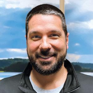 Bryan Mutchler, Marketing Manager, A.R.E.