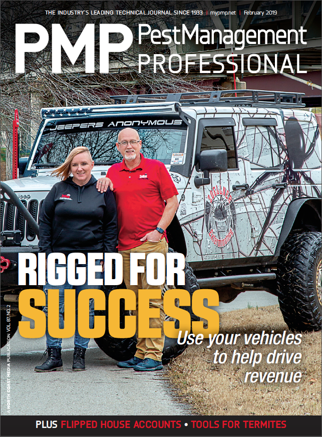 PMP FEB. 2019 COVER, PHOTO: JASON A BLEECHER, JASONBLEECHER.COM