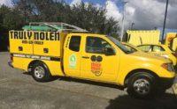 Truly Nolen pest control truck