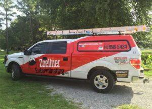 Zoellner Exterminating Truck