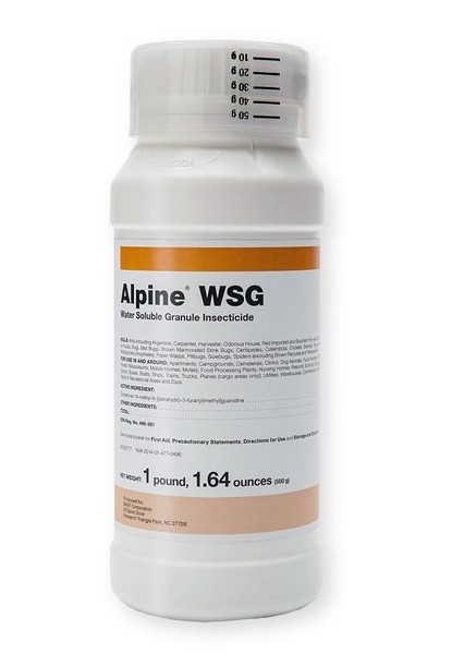 Target Specialty Products: Alpine WSG