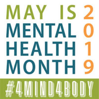 Logo: Mental Health Awareness Month