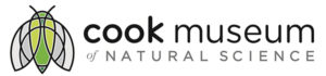 LOGO: COOK MUSEUM OF NATURAL SCIENCE