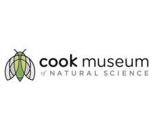 LOGO: COOK MUSEUM OF NATURAL SCIENCE Out The Following Fields.