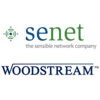 Logos: Senet, Woodstream