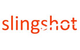 LOGO: SLINGSHOT