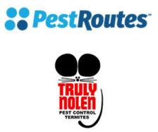 Logos: PestRoutes, Truly Nolen
