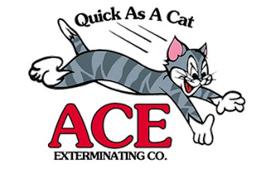 LOGO: ACE EXTERMINATING