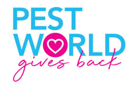 Logo: PestWorld Gives Back