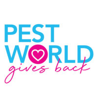 Logo: PestWorld Gives Back