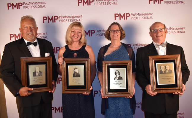 PMP Hall of Fame Class of 2019. PHOTO: DANIELLE PESTA